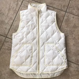 Quilted Vest Puffer Vest